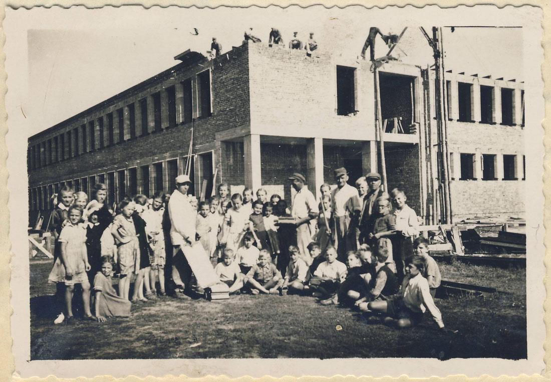 Szkoła Podstawowa Kórnik 1951