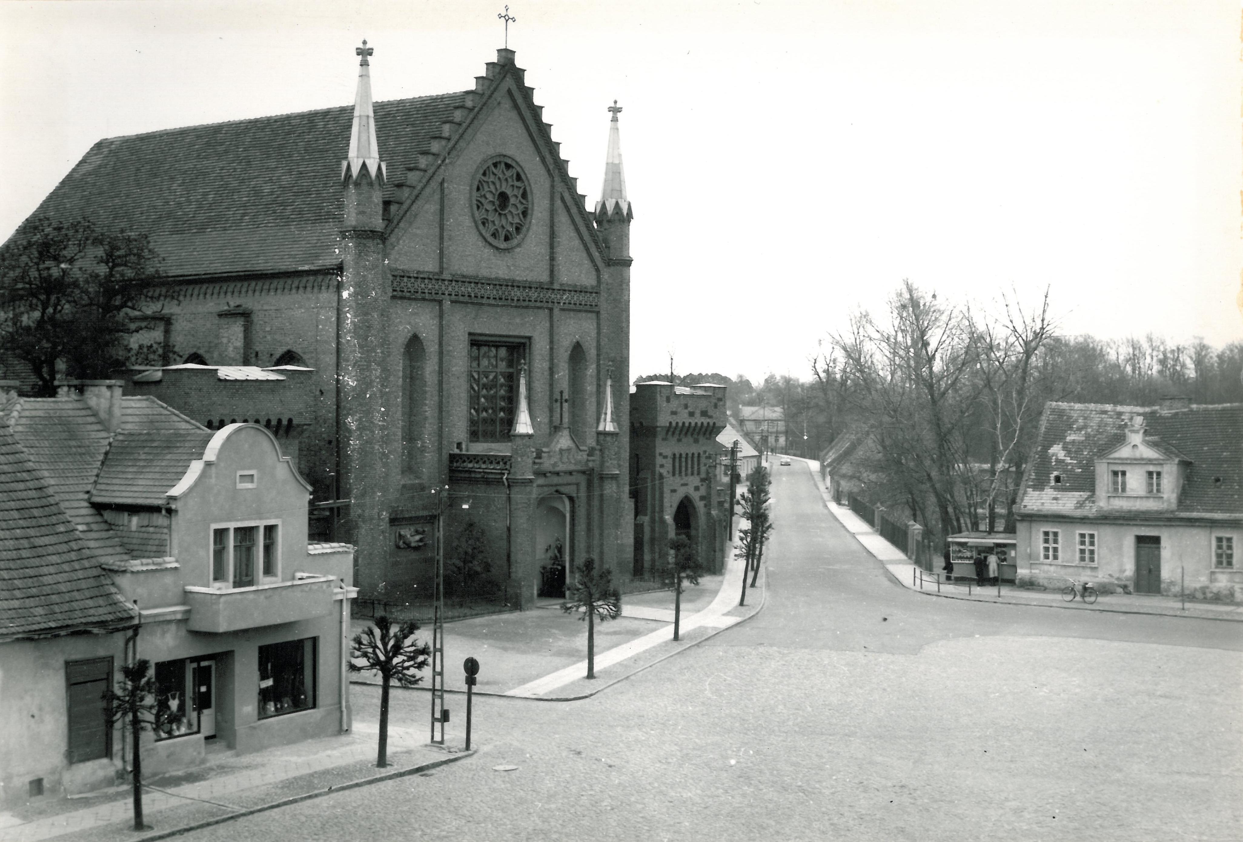 kościół kórnik