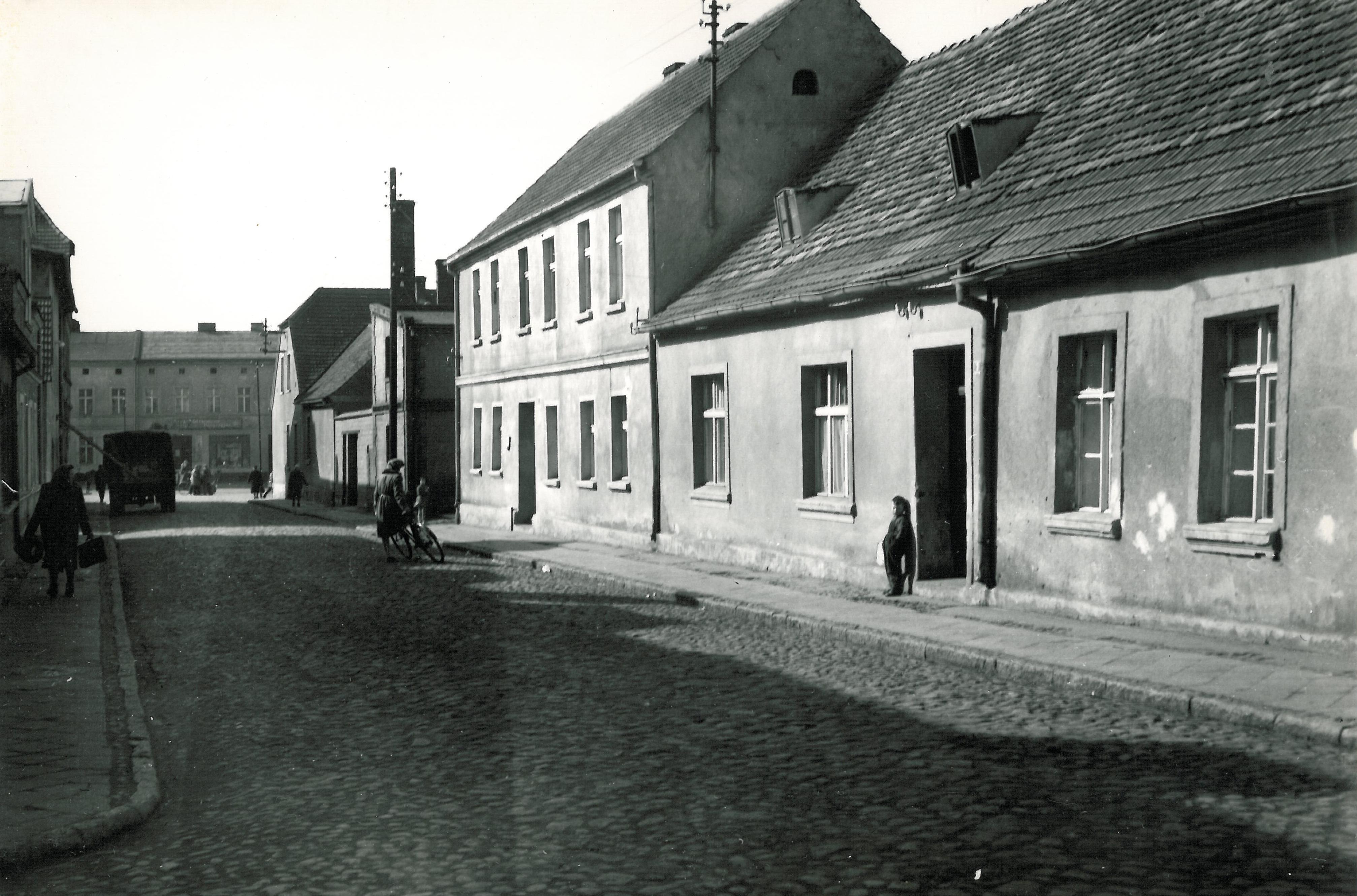 ulica Kuśnierska Kórnik