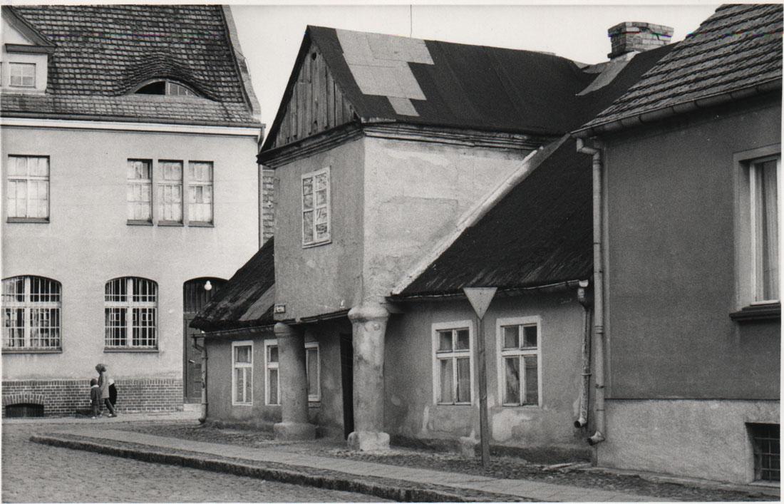 ulica Pocztowa Kórnik
