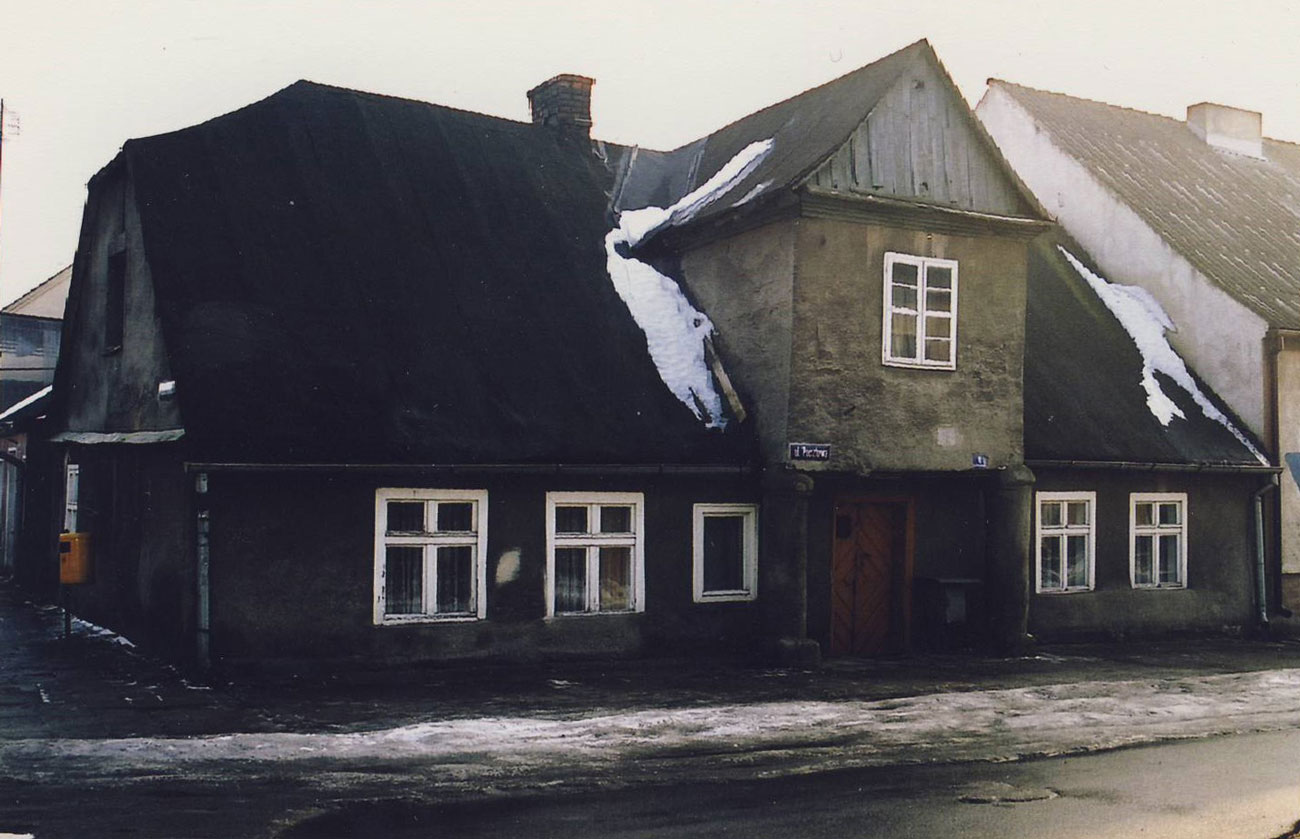 Dom zabytkowy ulica Pocztowa