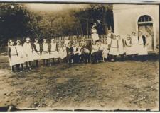 Szkoła Domowej Pracy Kobiet Kórnik - uczennice
