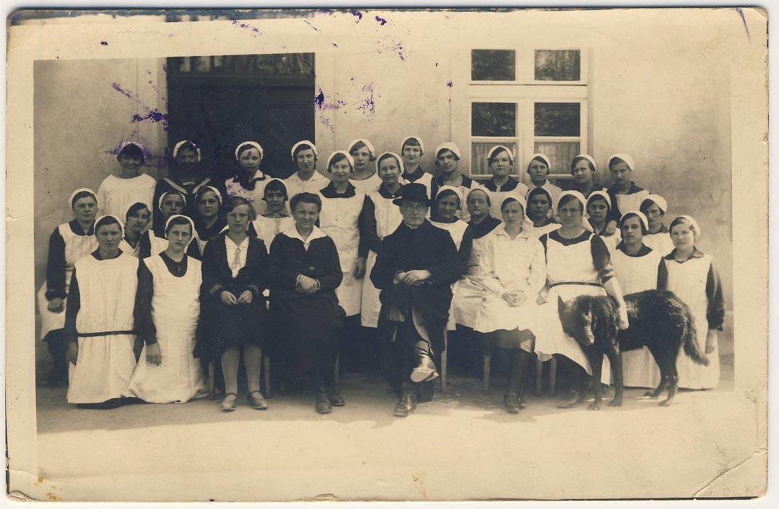 Szkoła Domowej Pracy Kobiet - Kórnik