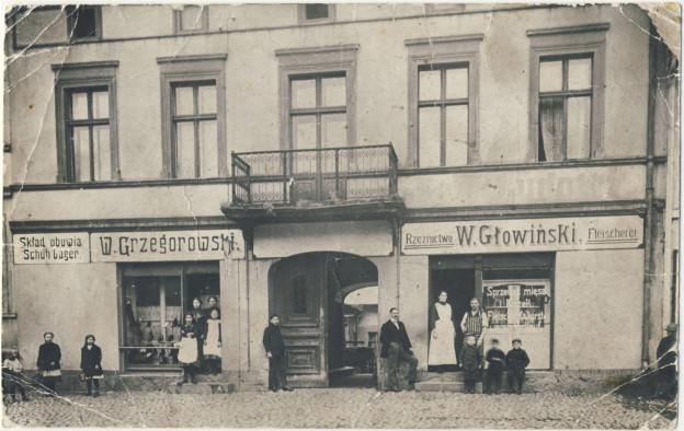 Skład obuwia W. Grzegorowski