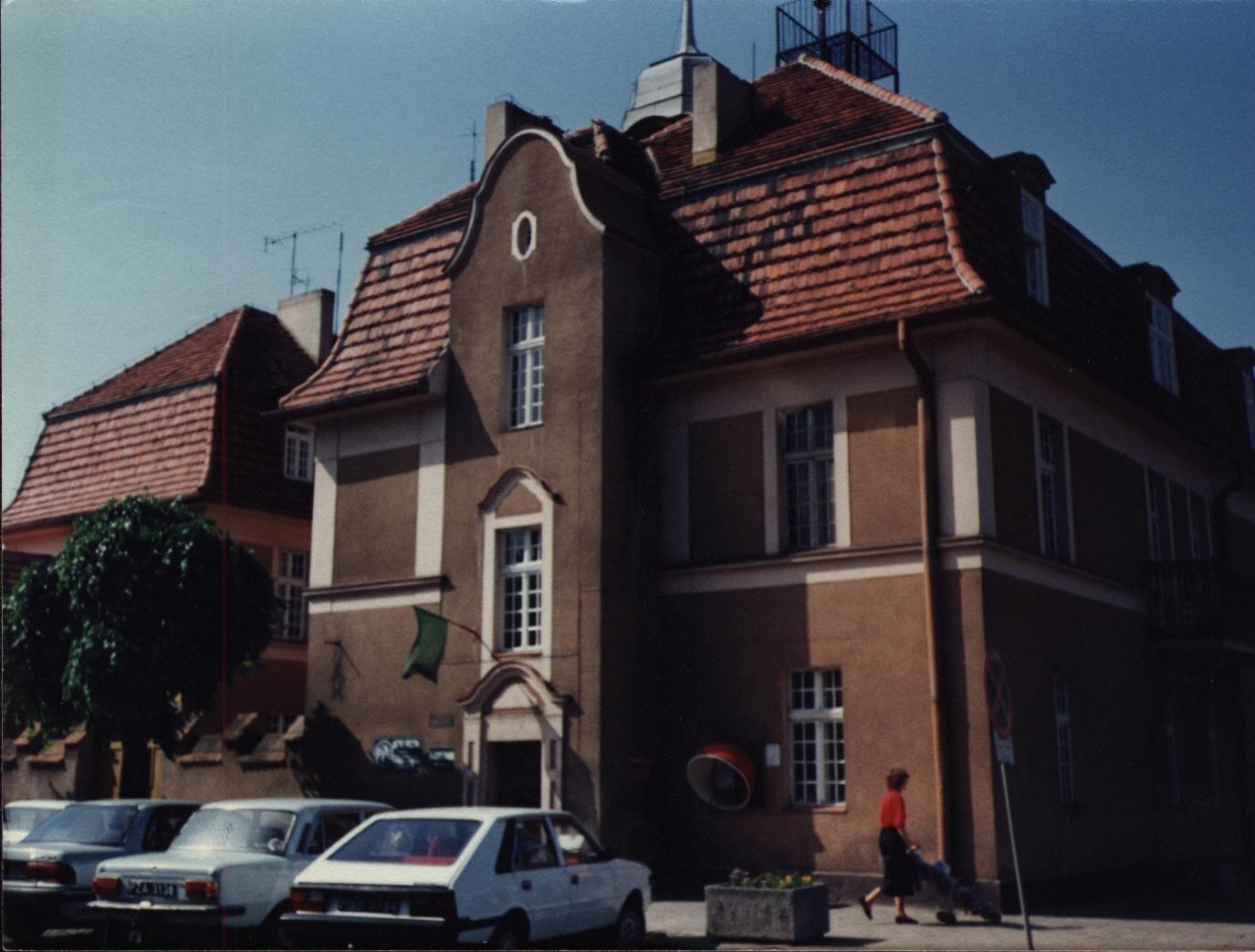 Ratusz kolor 1992-2
