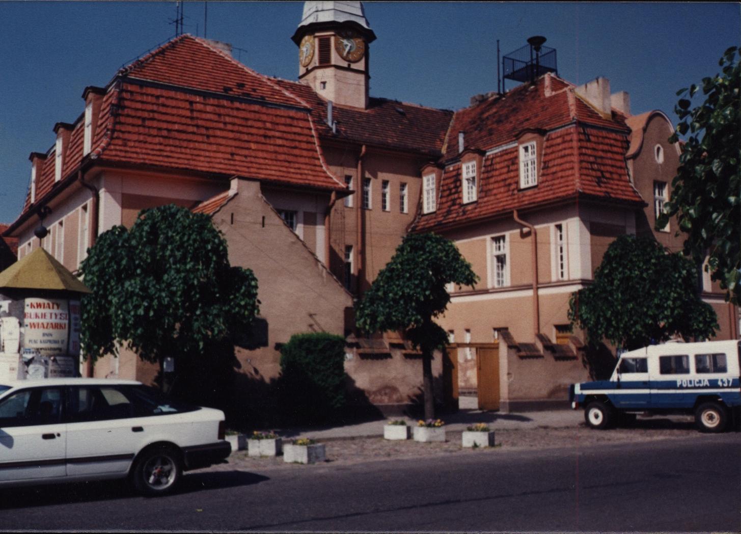 Ratusz kolor 1992