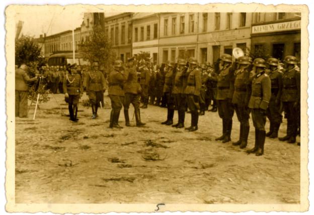 Niemiecka defilada – 1940 rok