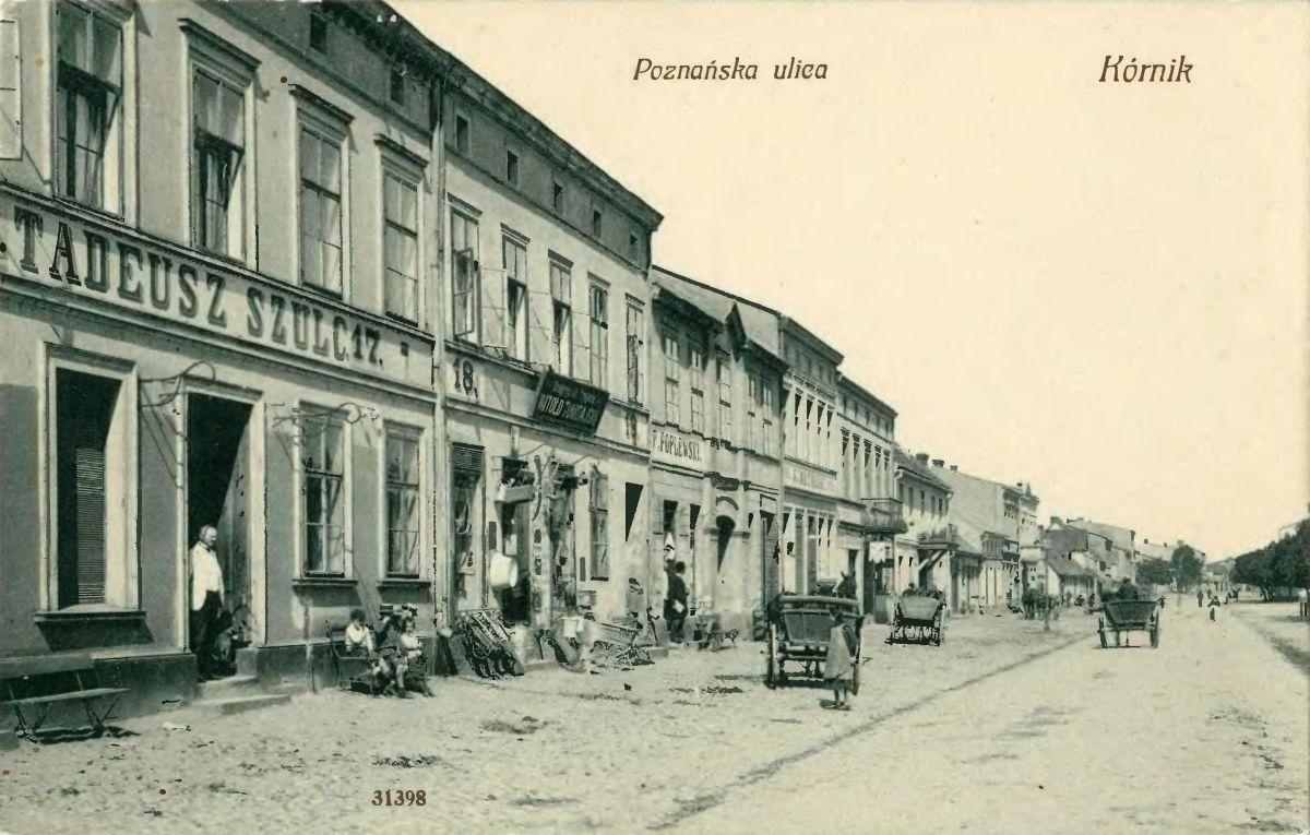 poznańska ulica