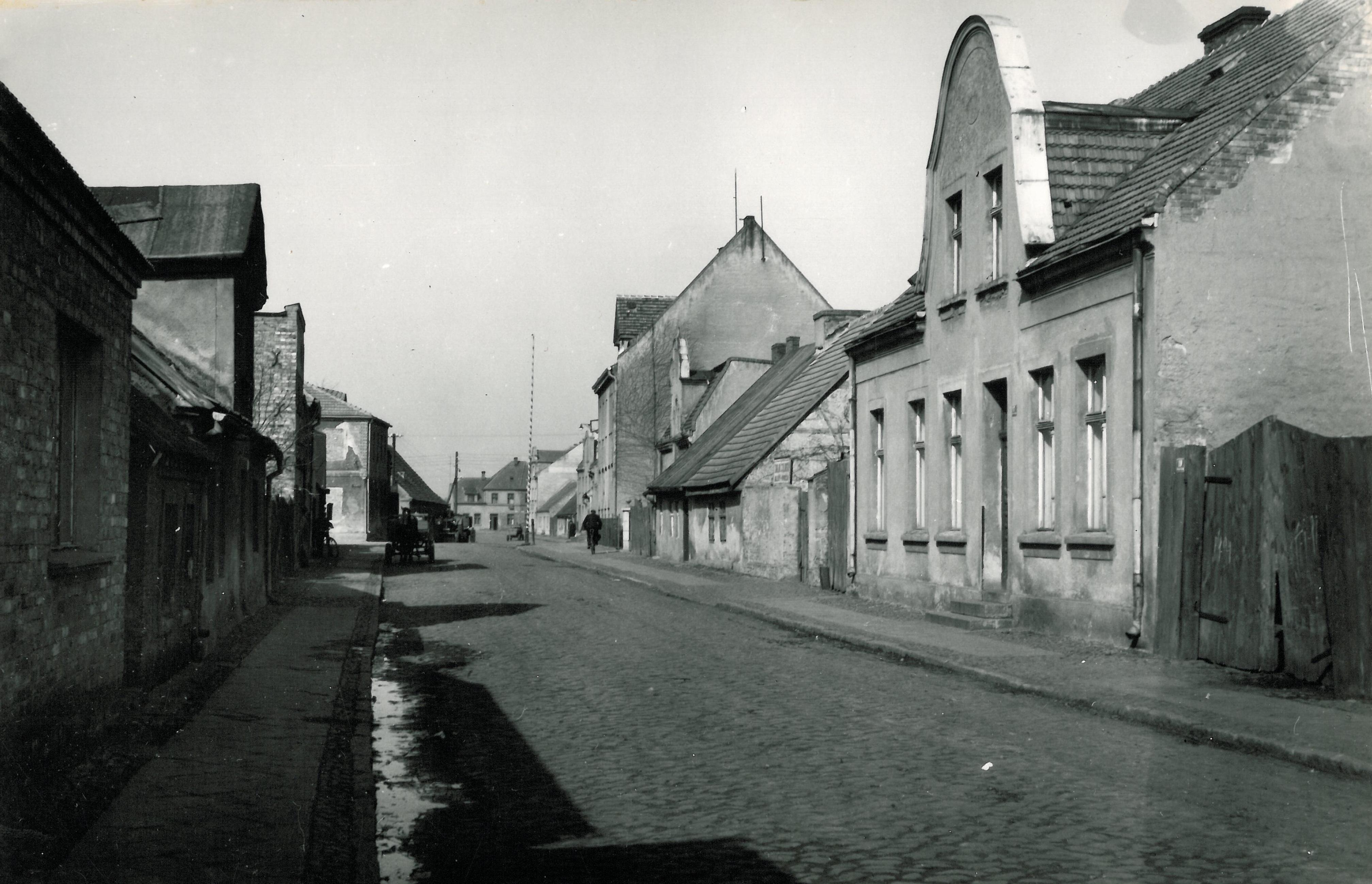 ulica wojska polskiego kórnik