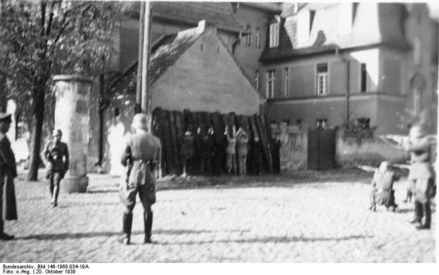 Egzekucja obywateli ziemi kórnickiej – 20 października 1939 roku