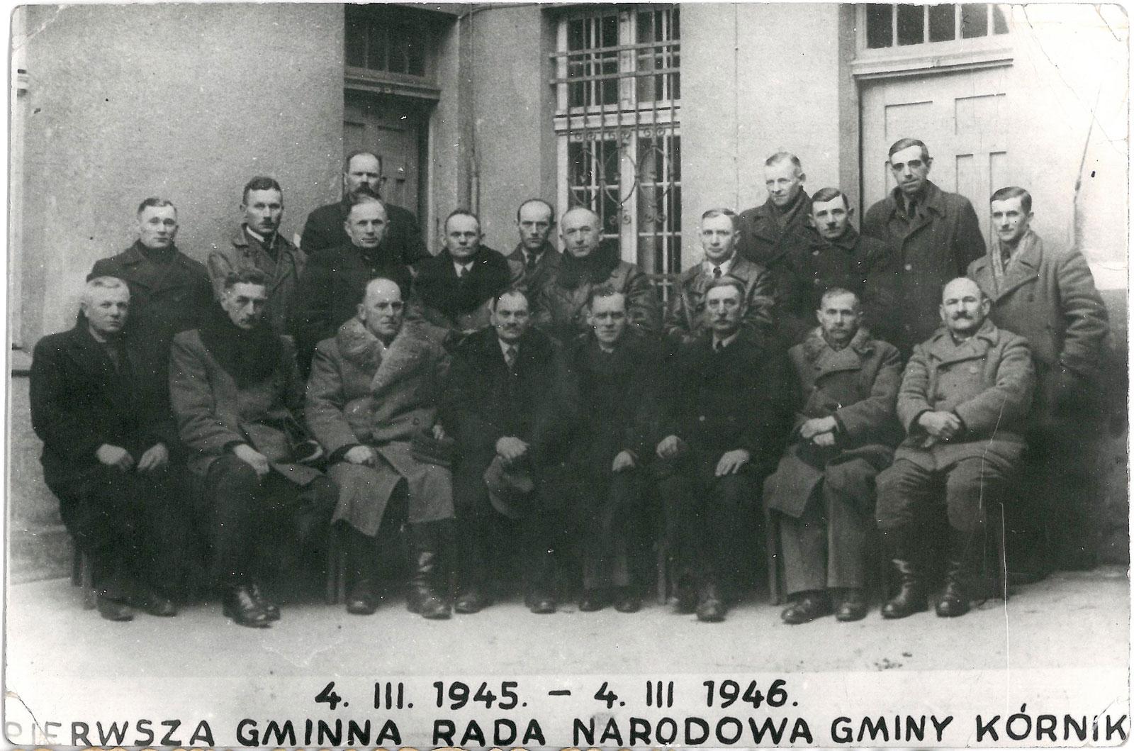 Rada Narodowa Gminy Kórnik