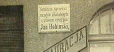 Jan Robiński Restauracja Kórnik