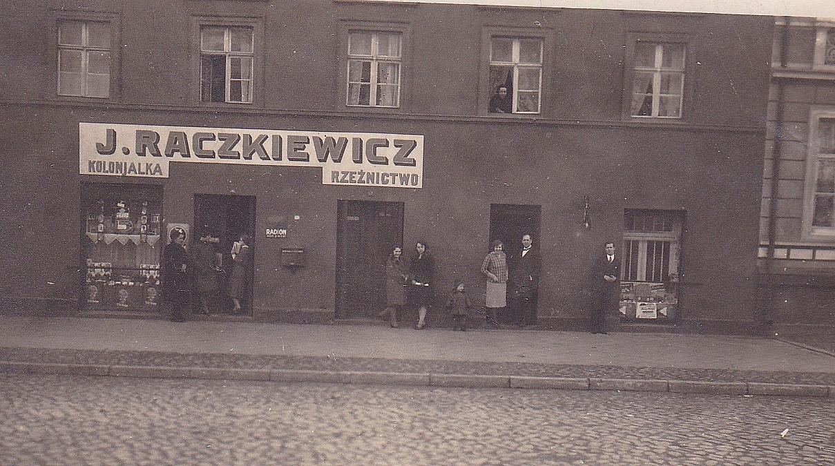 Kolonialka i Rzeźnictwo Józefa Raczkiewicza