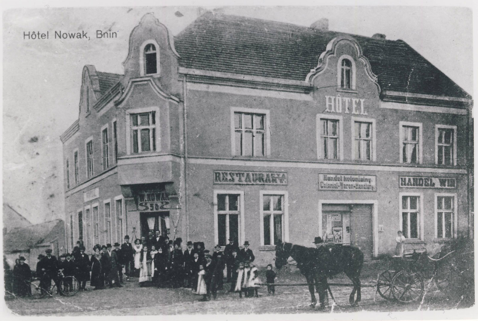 Hotel Nowak – Bnin