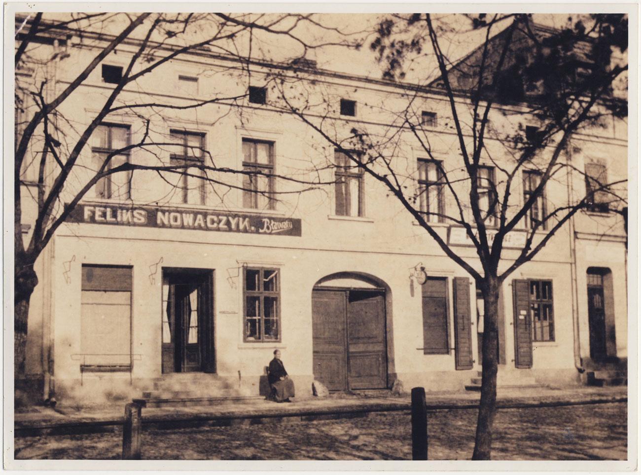 Feliks Nowaczyk – Bławaty
