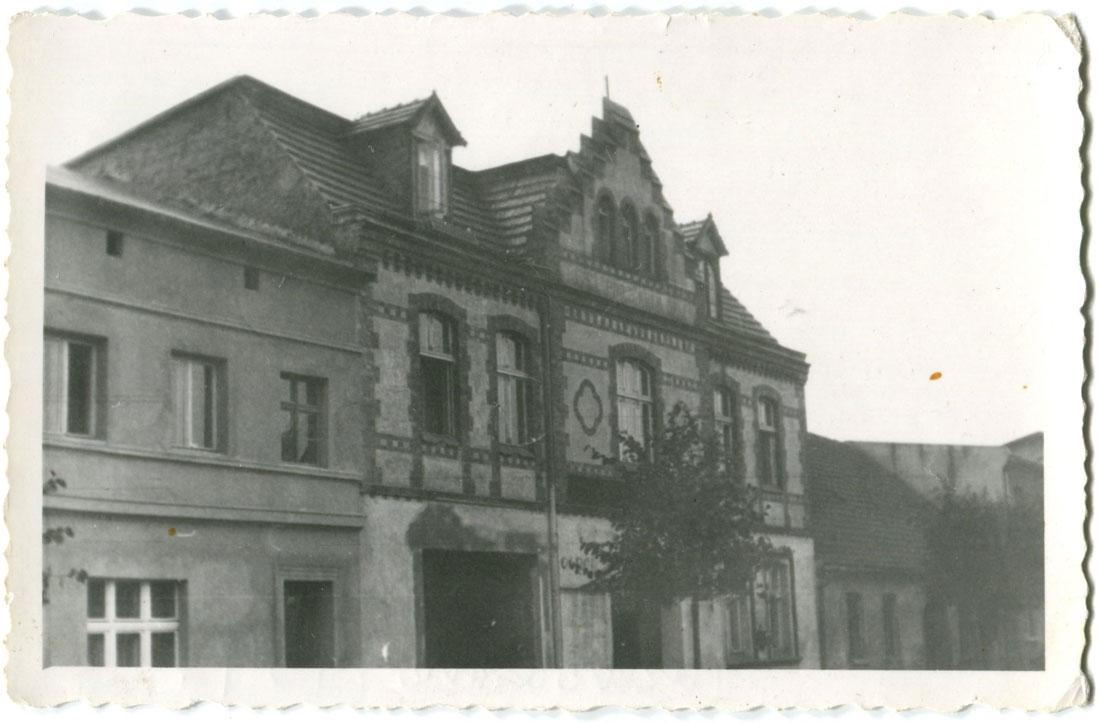 Wybicie okna Hotel pod Orłem 1959