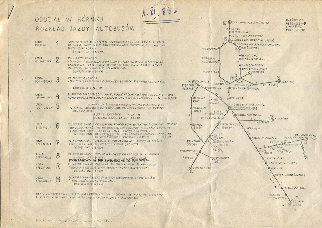 rozklad-jazdy-wpk-kornik-1985-strona