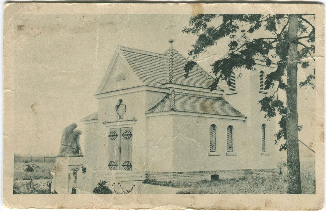Kaplica cmentarna