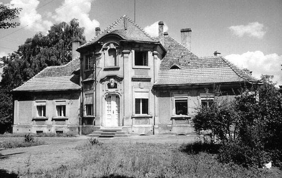 Probostwo w Bninie - 1920