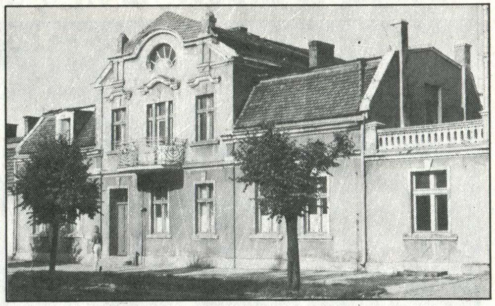 Budynek Antoni Ruczyński - Ośrodek Zdrowia Kórnik