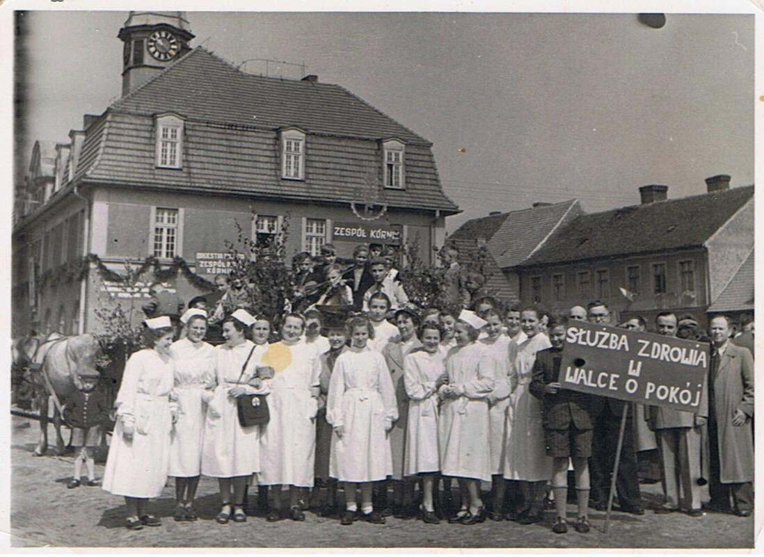 1953-05-01 Kórnik pochód