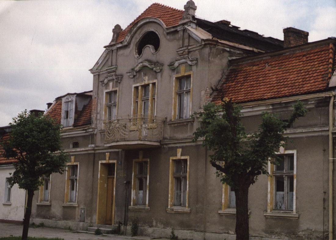 Kórnik - Motel Nestor 1995