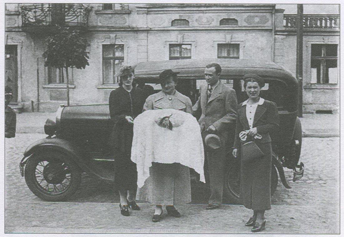 Willa Antoni Ruczyński Kórnik 1937