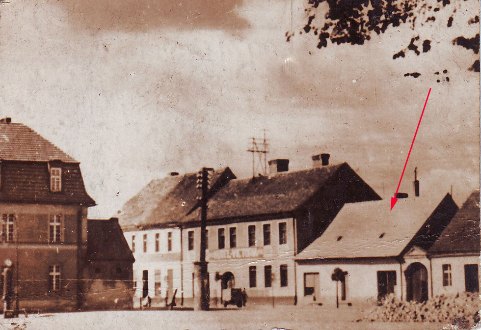 Kórnik- Rynek 1935 rok