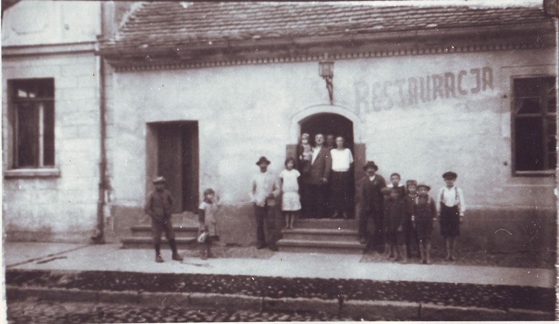 Kórnik - restauracja Waszaków z lat 1935-1939