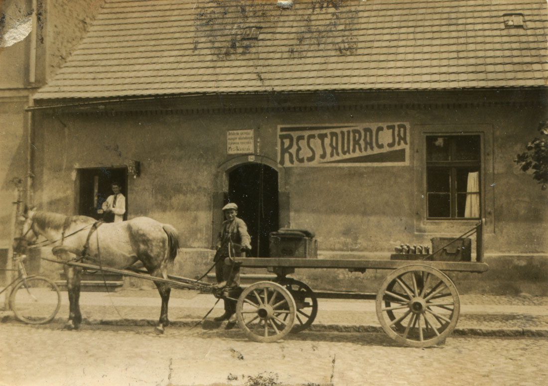 Restauracja Katarzyna Waszak Kórnik 1938