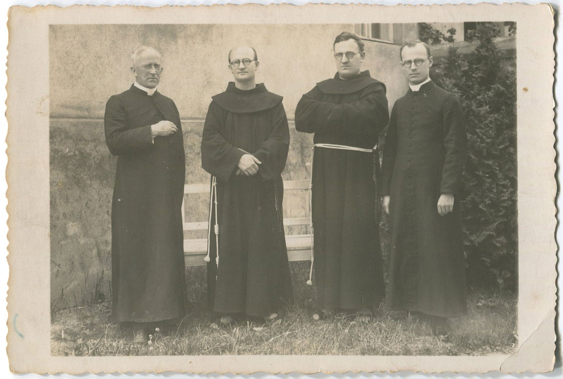 500-lecie Parafii Wszystkich Świętych w Kórniku - misja Franciszkanów