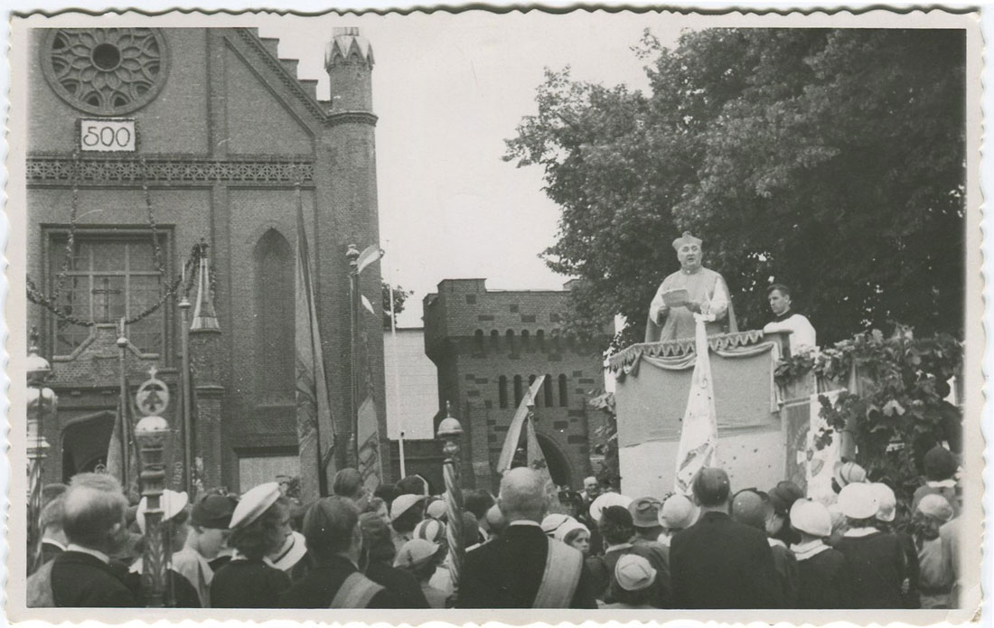 500-lecie Parafii Wszystkich Świętych w Kórniku - Okoniewski