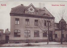 Poczta Kórnik - Kaiserliche Postmant 1912 rok