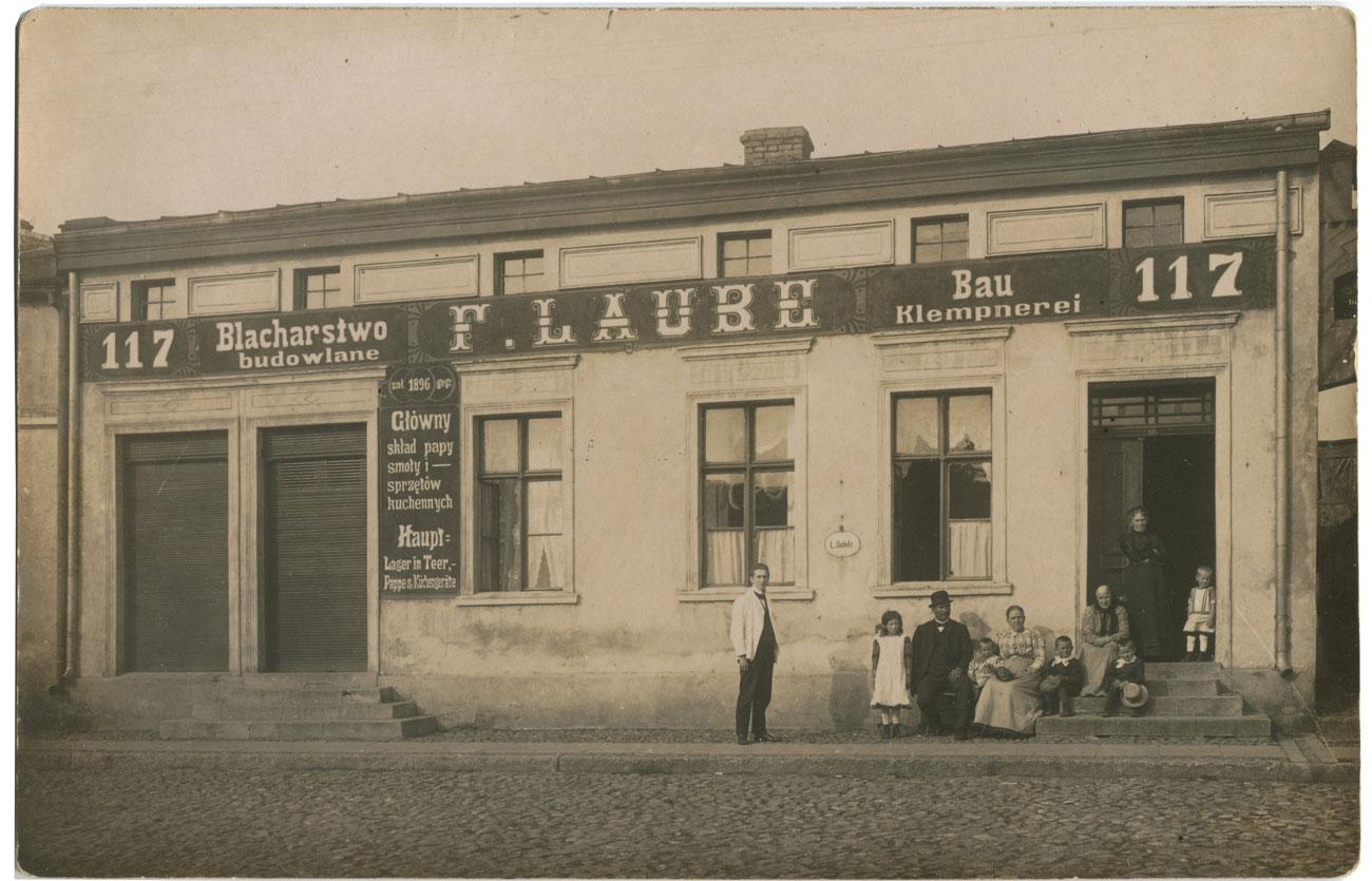 Sklep Franciszka Laube - Kórnik