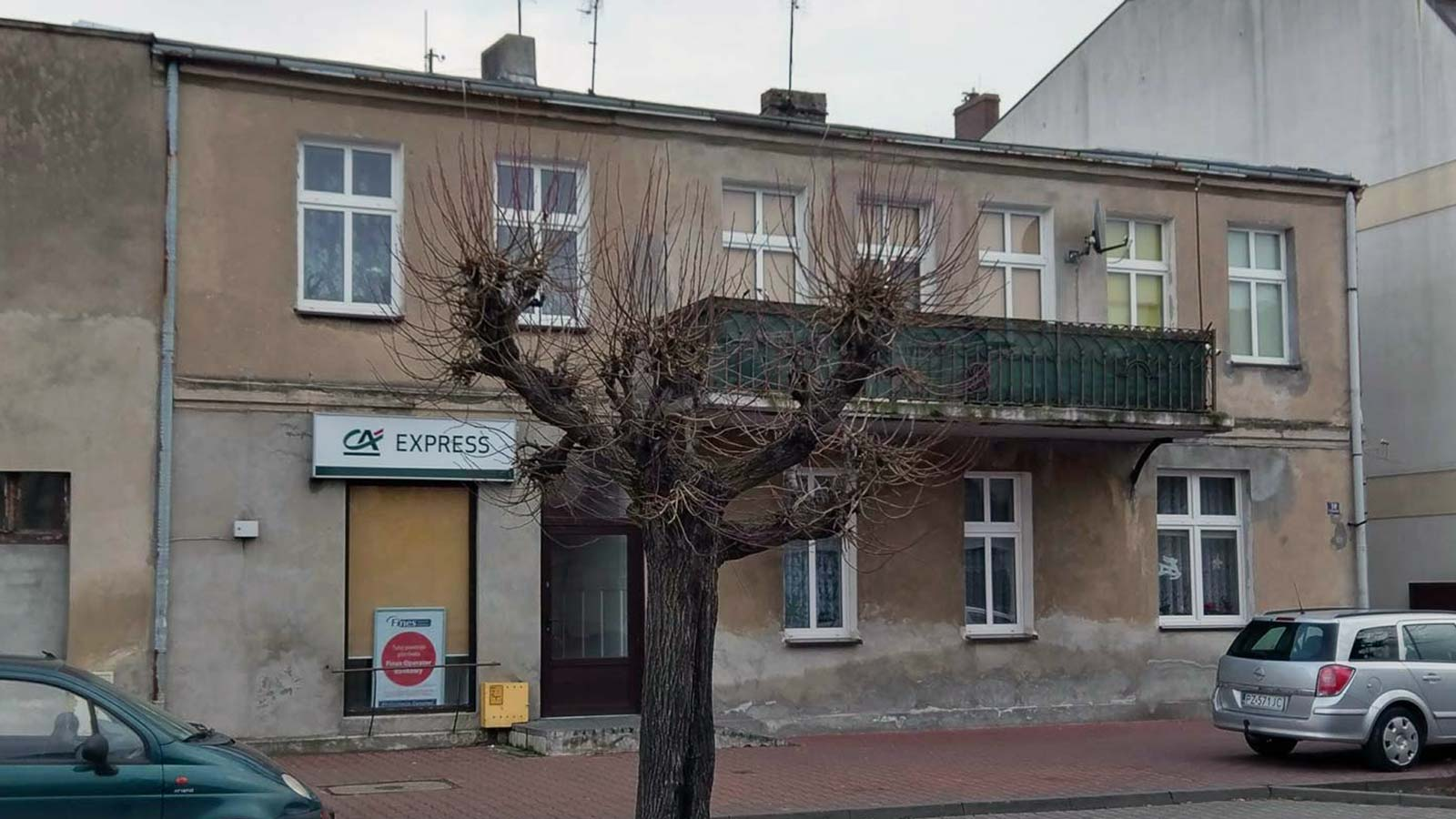 ul. Poznańska 10, Kórnik, 2018 rok