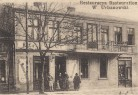 Głowiński Hotel / Restauracja Urbanowski - Kórnik 1908 rok