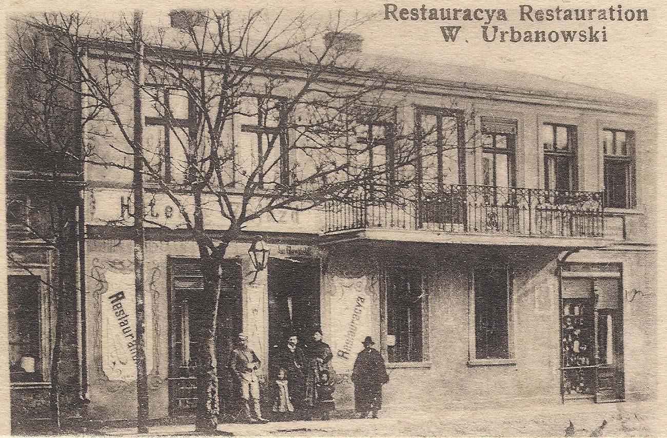 Głowiński Hotel / Restauracja Urbanowski