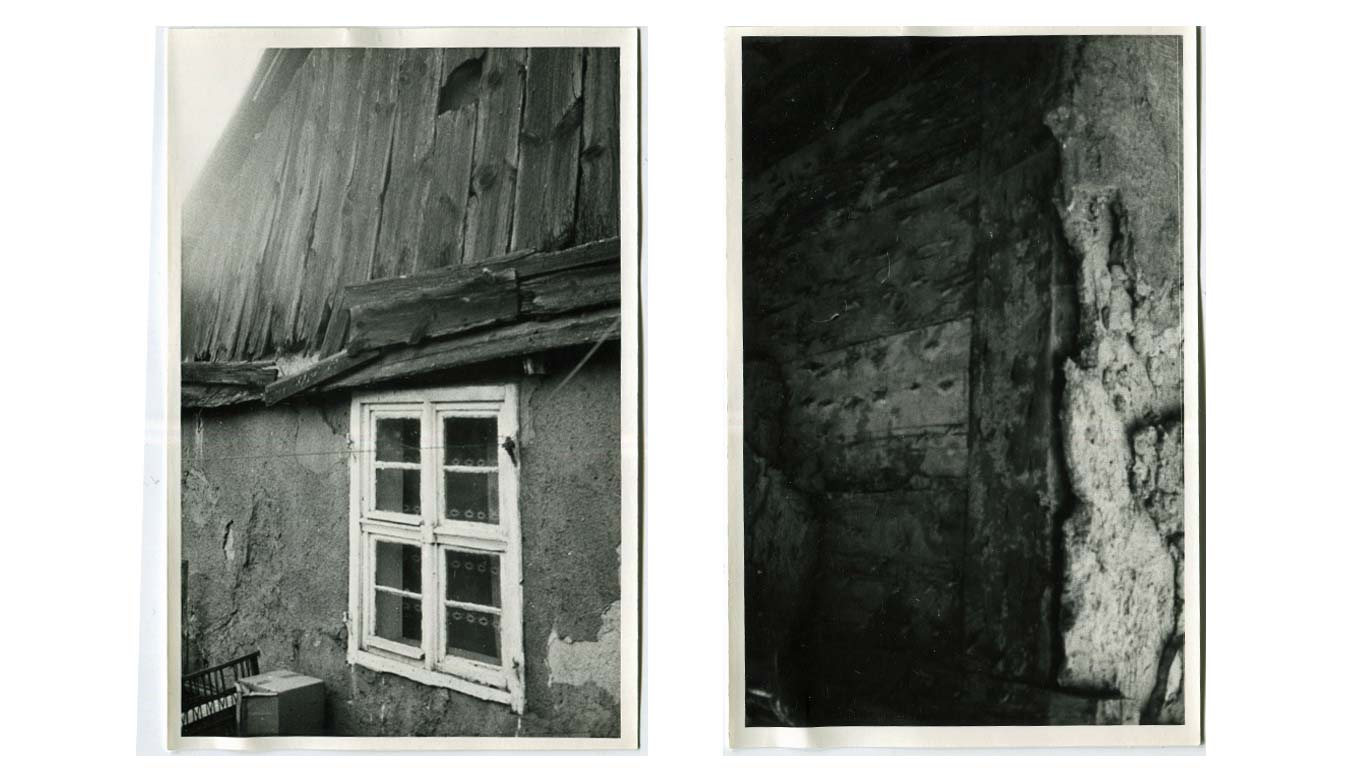 Kórnik, ul. Słoneczna 7 - 1976 rok