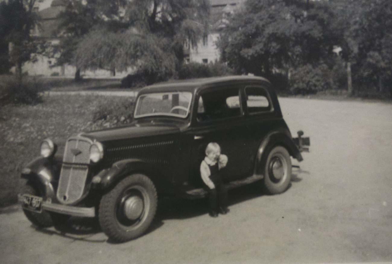 Podzamcze Kórnik - lata 1920 - 1930