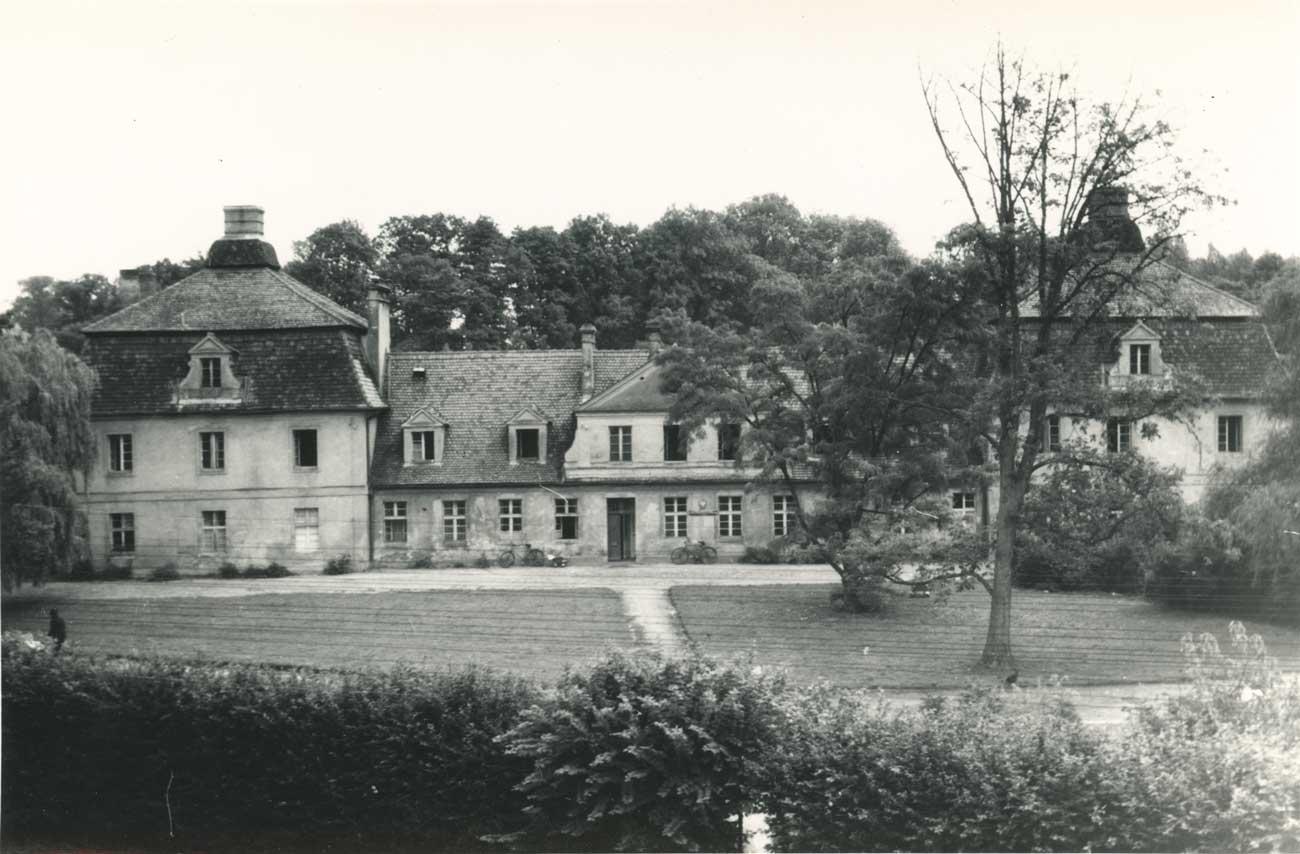 Podzamcze Kórnik - po 1950 roku