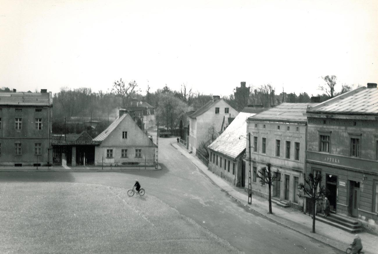 Masarnia w Kórniku, Plac Niepodległości 2, 1961 rok