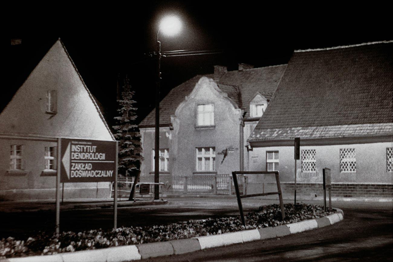 Masarnia w Kórniku, Plac Niepodległości 2, lata 90'te