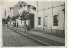 ul. Poznańska 56, Kórnik, 1950 rok
