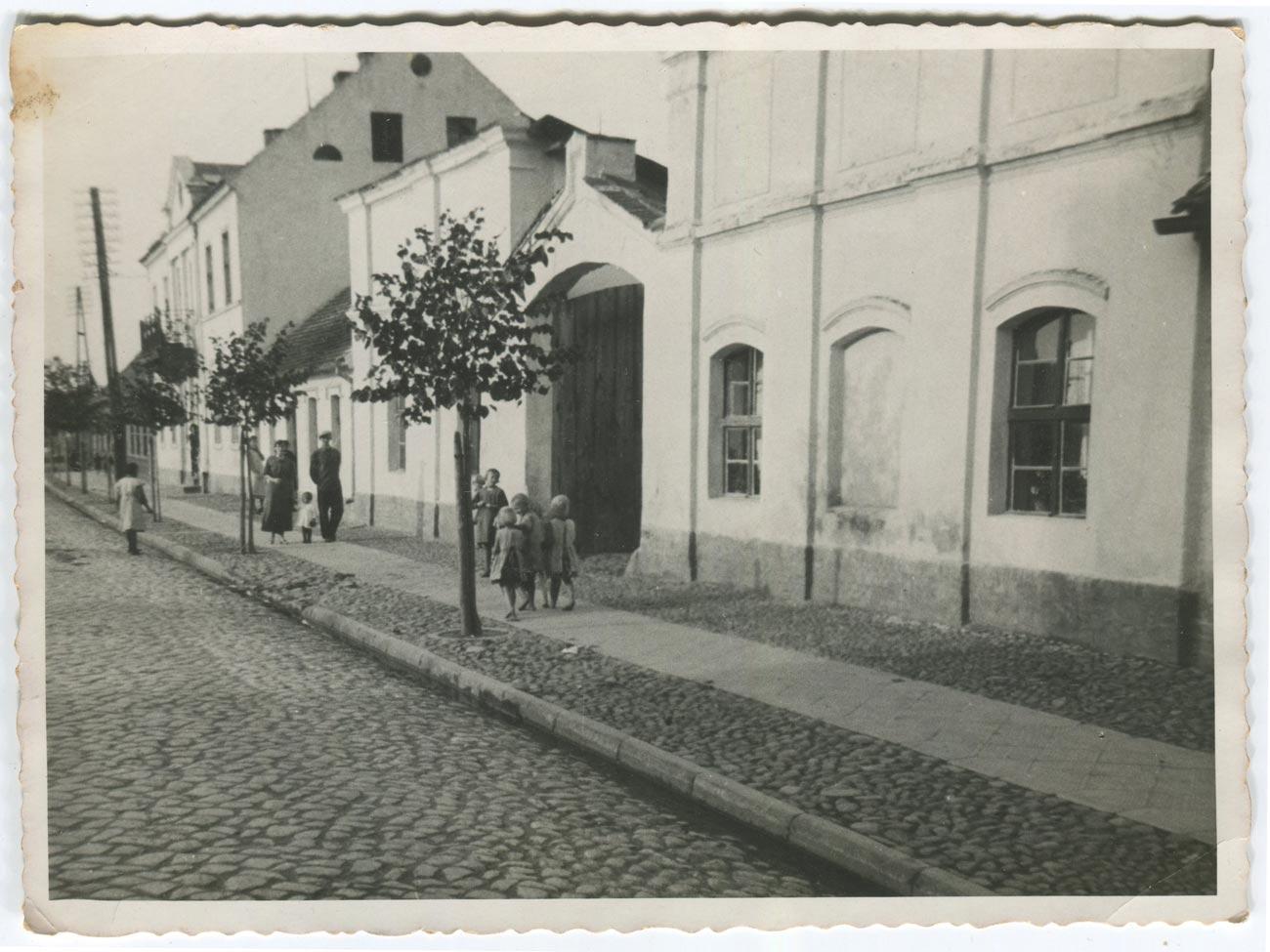 Domy, ul. Poznańska 56