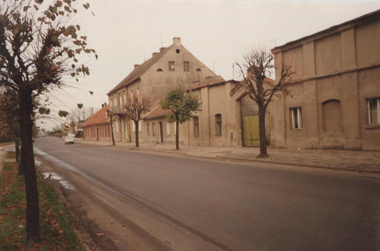 ul. Poznańska 56, Kórnik, 2002 rok