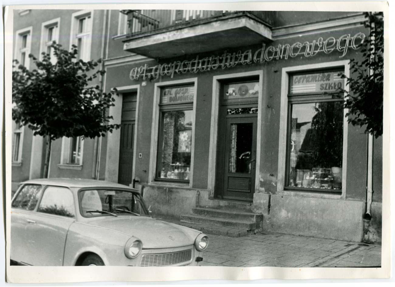 Artykuły Gospodarstwa Domowego - Kórnik, lata 70-te