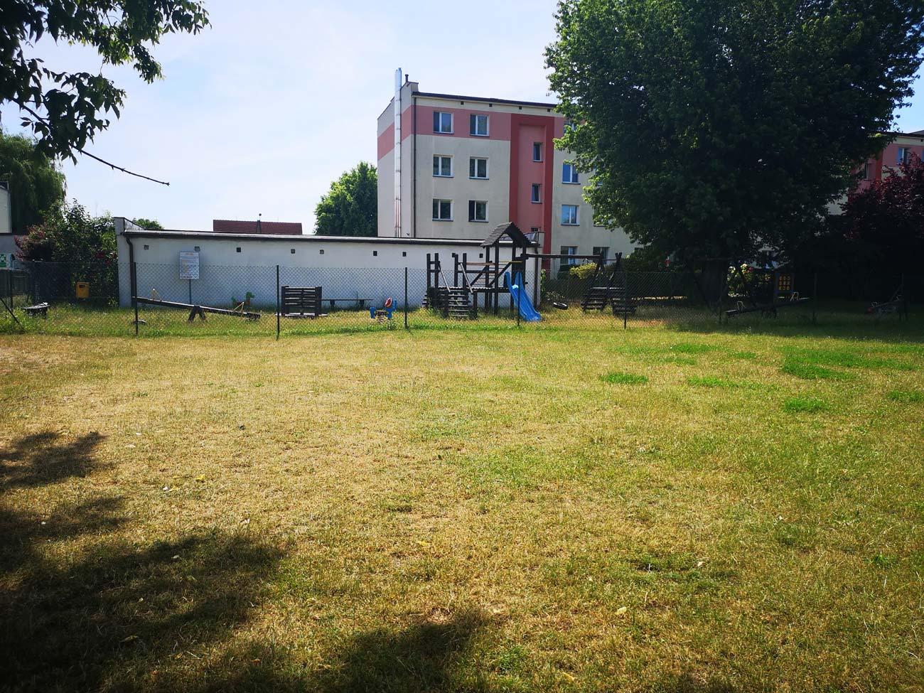 Boisko - Szkoła Podstawowa nr 1 w Kórniku