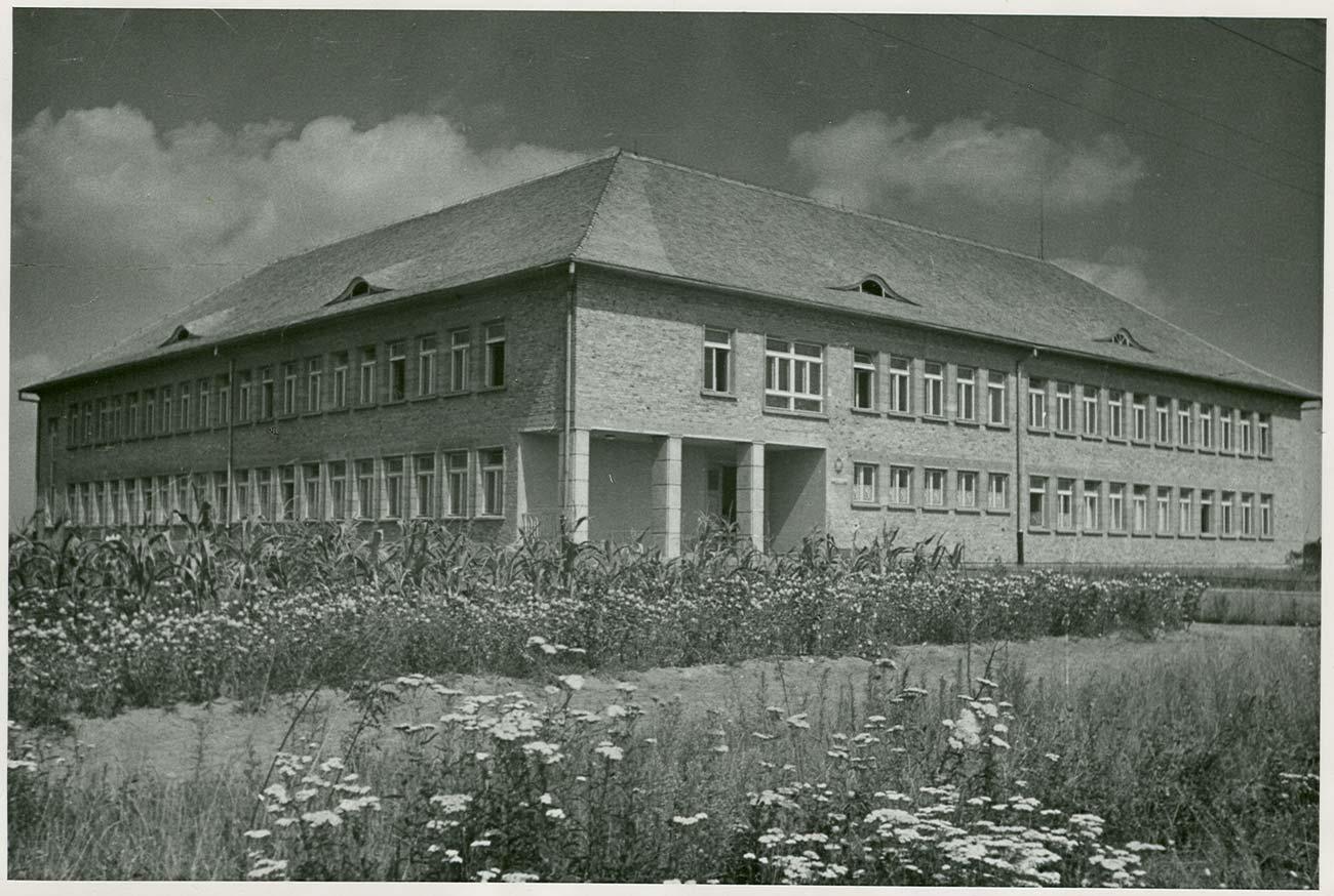 Szkoła podstawowa Kórnik - 1953