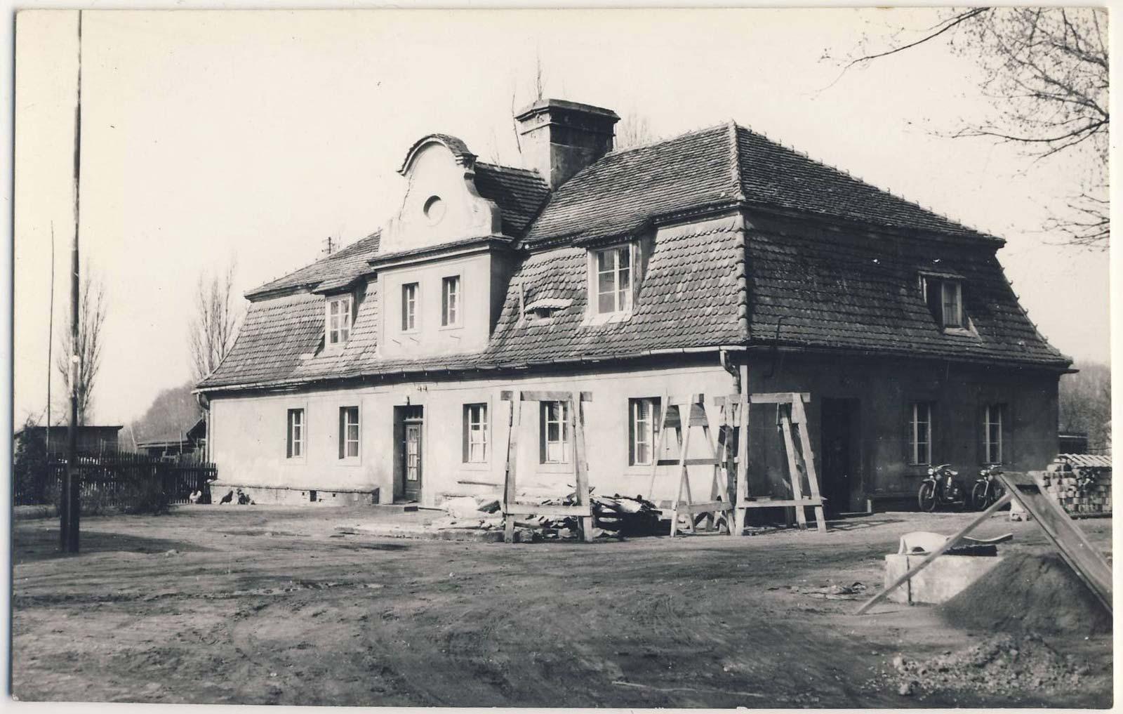 Dom Pod Kasztanami - Kórnik, Prowent