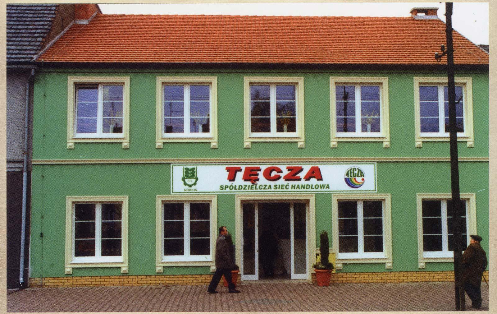 Plac Niepodległości 15 - 20.03.2000 - Dom Handlowy Tęcza